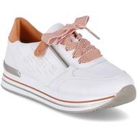 Zapatos Mujer Zapatillas bajas Remonte Dorndorf D131380 Blanco