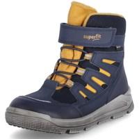 Zapatos Niños Zapatillas altas Superfit Mars Azul