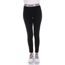 textil Mujer Leggings Moschino A 4327 9003 Negro