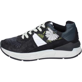 Zapatos Mujer Zapatillas bajas Atlantic Stars BJ499 Negro