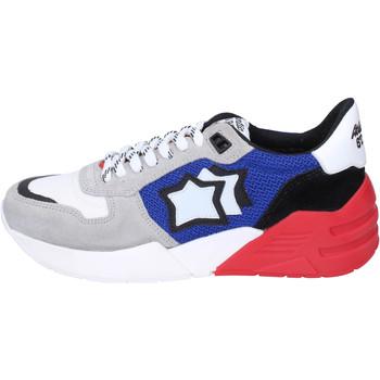 Zapatos Mujer Zapatillas bajas Atlantic Stars BJ502 Azul