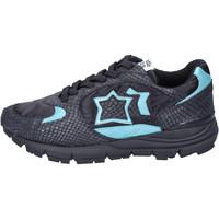 Zapatos Mujer Zapatillas bajas Atlantic Stars BJ503 Negro
