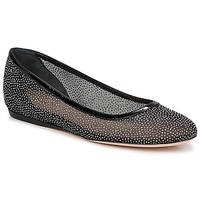 Zapatos Mujer Bailarinas-manoletinas Sebastian GLIME Negro