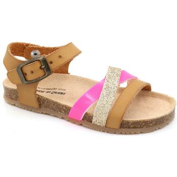 Zapatos Niña Sandalias Billowy 6959C97 Marrón