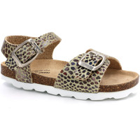 Zapatos Niña Sandalias Billowy 6962C50 Oro