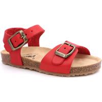 Zapatos Niño Sandalias Billowy 6973C45 Rojo