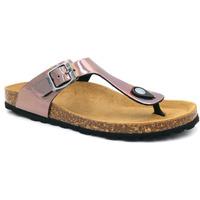 Zapatos Mujer Sandalias Billowy 7026C20 Gris