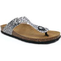Zapatos Mujer Sandalias Billowy 7026C28 Plata