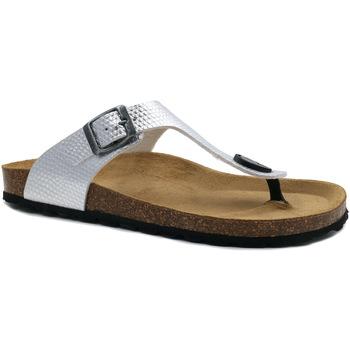 Zapatos Mujer Sandalias Billowy 7026C43 Plata