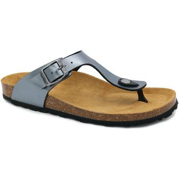 Zapatos Mujer Sandalias Billowy 1573C68 Gris