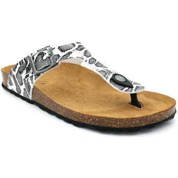 Zapatos Mujer Sandalias Billowy 1573C77 Blanco