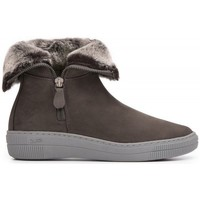 Zapatos Mujer Botines 24 Hrs 24 Hrs 23889 Gris Gris