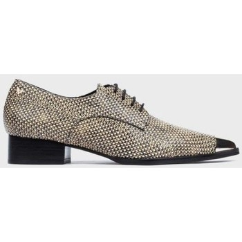 Zapatos Mujer Derbie Martinelli Pompidou 1507-6649J Beige Beige