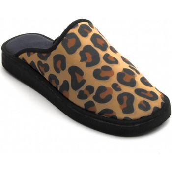 Zapatos Niños Pantuflas Northome 69513 BROWN