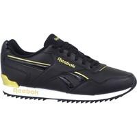 Zapatos Mujer Zapatillas bajas Reebok Sport Royal Glide Ripple Clip Negros