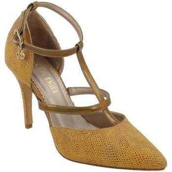 Zapatos Mujer Zapatos de tacón Durá - Durá 1670 MOJAVE Oro