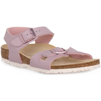 Zapatos Niños Sandalias Birkenstock RIO LAVENDER BLUSH CALZ S Grigio