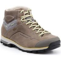 Zapatos Mujer Senderismo Garmont Germont Miguasha Nubuck GTX A.G. W 481249-612 marrón, gris