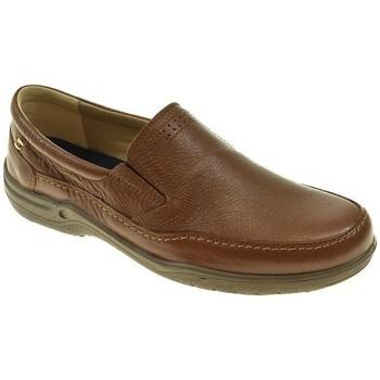 Zapatos Hombre Mocasín Luisetti SIN CORDON  MARRON Marrón