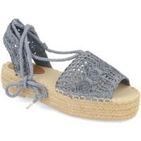 Zapatos Mujer Alpargatas Milaya 3S3 Azul