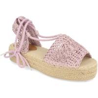 Zapatos Mujer Alpargatas Milaya 3S3 Lila
