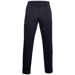 textil Hombre Pantalones de chándal Under Armour Rival Fleece Pants Negros