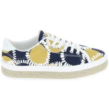 Zapatos Mujer Zapatillas bajas No Name Wax Imprime Multicolor