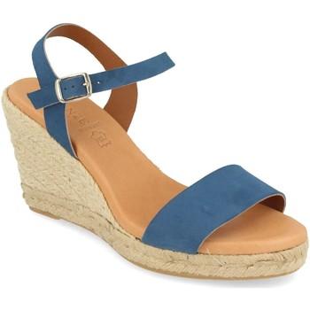 Zapatos Mujer Sandalias Visanze 20049 Jeans