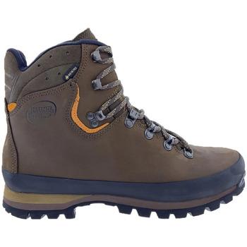 Zapatos Hombre Senderismo Meindl Botas  Paradiso MFS Gore-Tex 2997-10 Marrón