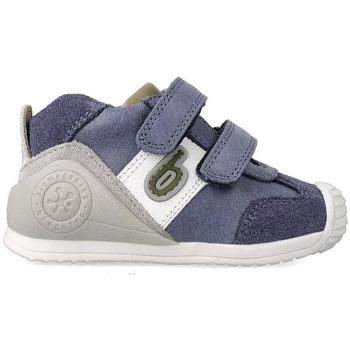Zapatos Niños Zapatillas bajas Biomecanics 212151C ZAPATILLAS AZULON Azul