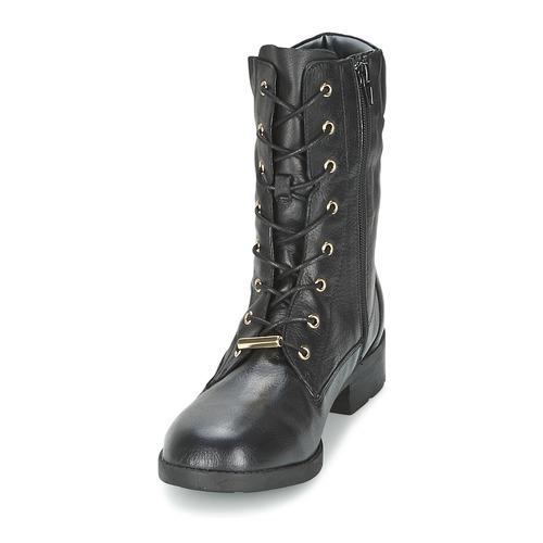 Caña Negro Aldo Zapatos Botas Kandy Mujer De Baja lK1FTJc