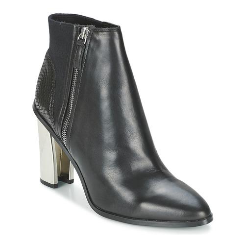 Aldo Zapatos Negro Botines Mujer Saresen kn0wOP8X