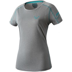 textil Mujer Camisetas manga corta Dynafit Transalper W SS Tee Grises