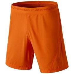 textil Hombre Pantalones cortos Dynafit React 2 Dst M De color naranja