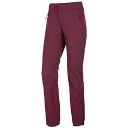 textil Mujer Pantalones chinos Salewa Puez Rojo burdeos