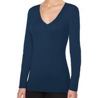 Ropa interior Mujer Camiseta interior Janira Camiseta  Eco Modal 1045559 Black