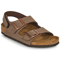 Zapatos Niño Sandalias Birkenstock MILANO HL Marrón