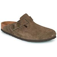 Zapatos Zuecos (Clogs) Birkenstock BOSTON Marrón