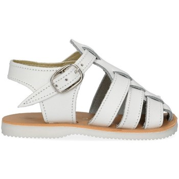 Zapatos Niño Sandalias Luna Collection 55982 blanco