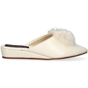 Zapatos Niña Pantuflas Luna Collection 55893 marrón