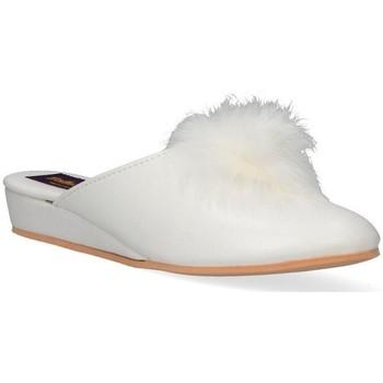 Zapatos Niña Zuecos (Clogs) Luna Collection 55892 blanco