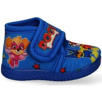 Zapatos Niño Pantuflas Luna Collection 53391 azul