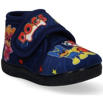 Zapatos Niño Pantuflas para bebé Luna Collection 53392 azul