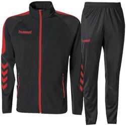 textil Hombre Conjuntos chándal Hummel  Rojo