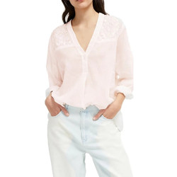 textil Mujer Camisas French Connection  Rosa