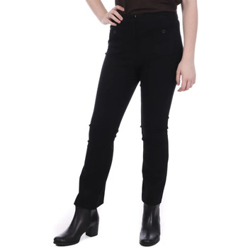 textil Mujer Pantalones French Connection  Negro