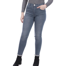 textil Mujer Vaqueros slim French Connection  Gris