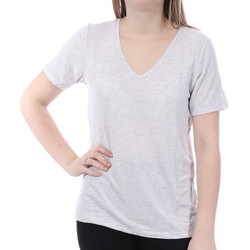 textil Mujer Camisetas manga corta French Connection  Gris