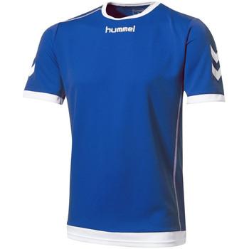 textil Hombre Camisetas manga corta Hummel  Azul