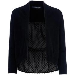 textil Mujer Chaquetas de punto French Connection  Negro